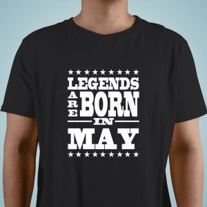 Legends are born may